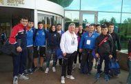Αυτοφορίδης έτοιμος για μετάλλιο στο διεθνές τουρνουά Πάλης Παίδων της Ρουμανίας!