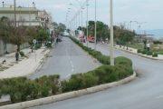 Νωρίτερα θα κλείνει πλέον η παραλιακή της Αλεξανδρούπολης