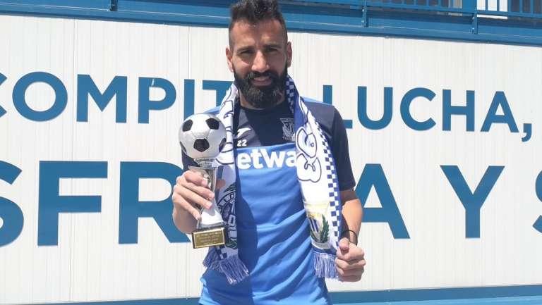 Παίκτης της χρονιάς για τους οπαδούς της Λεγκανιές ο Δημήτρης Σιόβας!