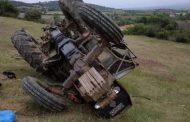 Ένας νεκρός κι ένας τραυματίας σε αγροτικό ατύχημα στην Ροδόπη