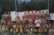Χρυσό μετάλλιο για την Εθνική των αδερφών Κεπεσίδου στην Πάρο!