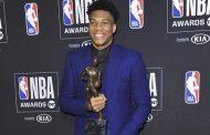 MVP της σεζόν στο NBA Ο Γιάννης Αντετοκούνμπο!