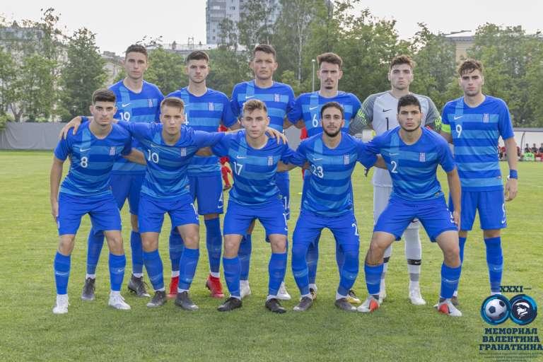 Με Φάκκη και Θυμιάνη οι κλήσεις Κεχαγιά για τα Προκριματικά του EURO U19