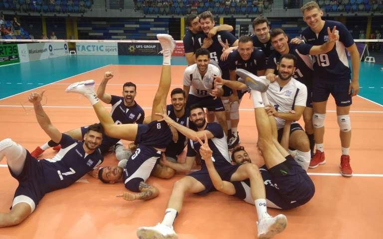 Σε… τροχιά τελικού στο Silver European League η Εθνική που νίκησε και στην Ουγγαρία