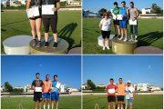 Εφτά μετάλλια ο απολογισμός του Εθνικού στους Πανθρακικούς Αγώνες!