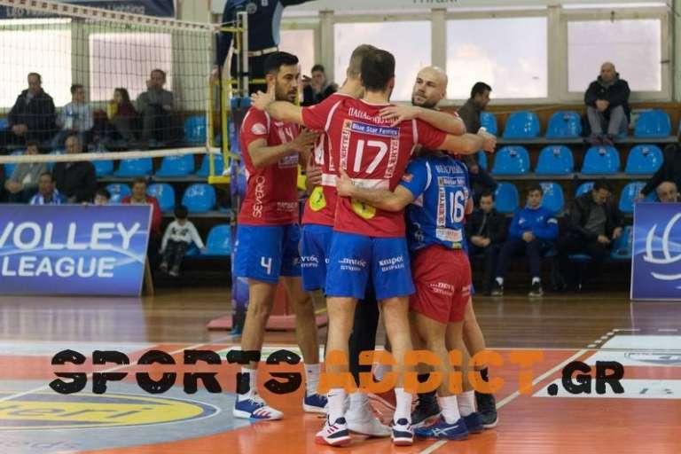 Volley League: Μετά τους Εθνικό & ΑΕΚ, σήμα κινδύνου εκπέμπει και ο Φοίνικας Σύρου!