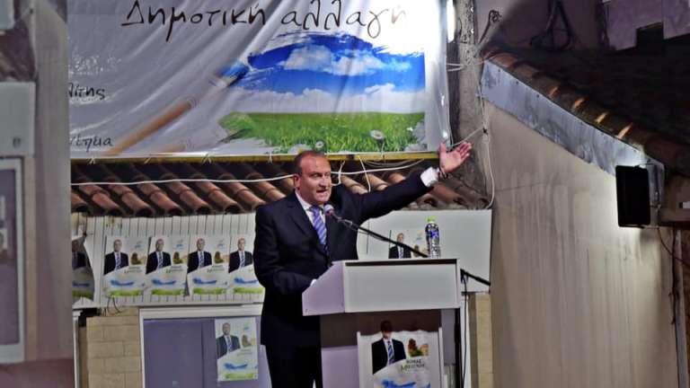 Επανεκλογή για Θωμά Μίχογλου στον Δήμο Τοπείρου!