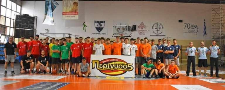 Με 158 παιδιά διεξήχθη φέτος το 3on3 Basketball Tournament της Ολυμπιάδας (video)