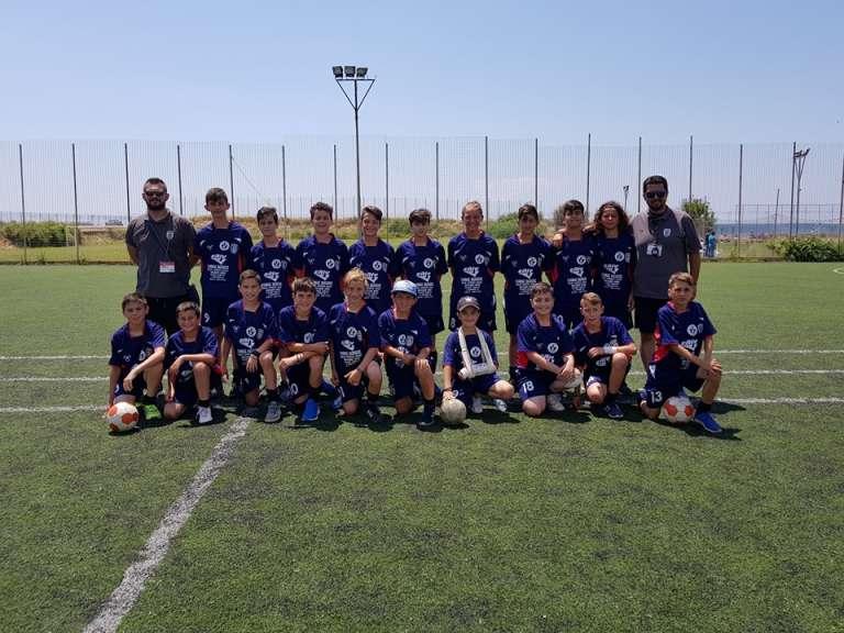 Φινάλε 3ης αγωνιστικής του πρωταθλήματος Κ12 της ΕΠΣ Έβρου με Ποντιακό στην κορυφή