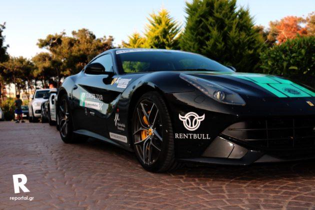 Αυτά ήταν τα Super Cars που μαγνήτισαν τα βλέμματα στην Αλεξανδρούπολη!