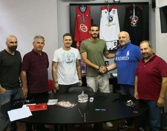 Με τον Λεύκιππο και στην Β' Εθνική ο Αντώνης Ζαμπάκης!