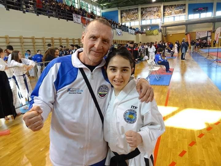Στο Παγκόσμιο της Βουλγαρίας με την Εθνική Ελλάδας η Δήμητρα Ζάχου!