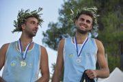 Πρώτη θέση και στην Αρχαία Ολυμπία για Γιώργο Τερζόγλου και Ραφαήλ Μπανιώτη!