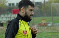 Συνεχίζει με Κωνσταντινίδη η ΑΕΚ Έβρου
