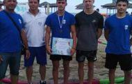 Ασημένιος Πανελληνιονίκης στην Πάλη Άμμου ο Ιωσηφίδης της Ολυμπιακής Φλόγας Ξάνθης!