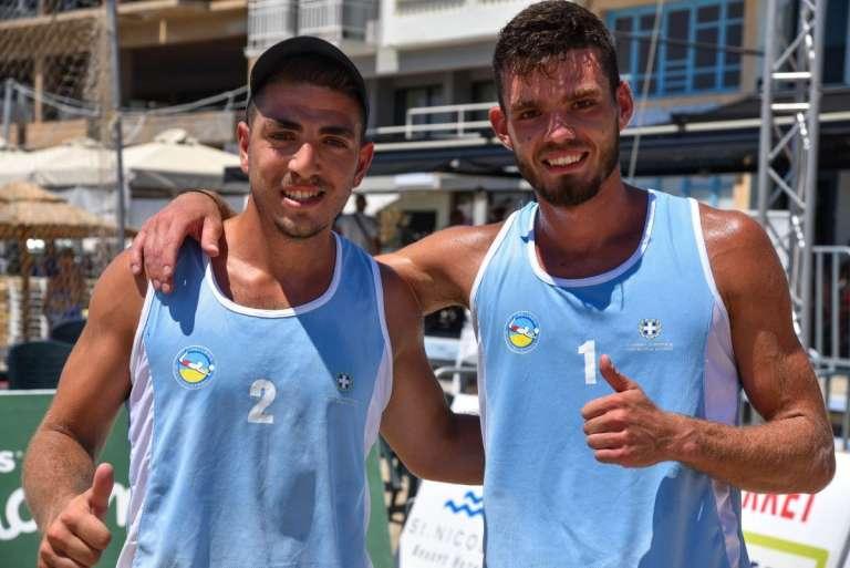 Νίκησαν Τερζόγλου-Μπανιώτη και πάνε για πρωταθλητές Ελλάδας Μούχλιας και Μιχελάκης!