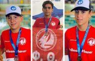 Τρία μετάλλια για τον ΟΦΘΑ στην 1η μέρα του Πανελληνίου Τεχνικής Κολύμβησης στη Χίο!