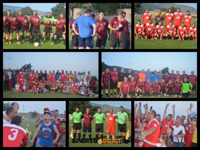 Photos: 100 κλικ απο τον τελικό και την απονομή σε ΑΠΟΞ και προπονητές στο πρωτάθλημα Παλαιμάχων-Συλλόγων-Εταιριών της ΕΠΣ Ξάνθης!