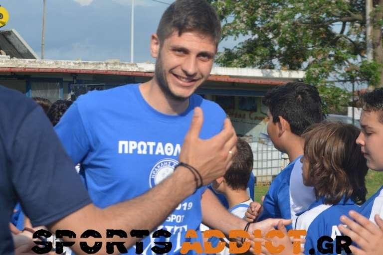 Πήρε το πτυχίο απο το Πολυτεχνείο και ετοιμάζεται για Γ' Εθνική με τον Ηρακλή Ζυγού ο Τσακιράκης!(+pic)