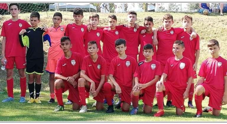 Εξαιρετική παρουσία και δεύτερη θέση για την Κ12 της Ξάνθης στο Thessaloniki Youth Cup