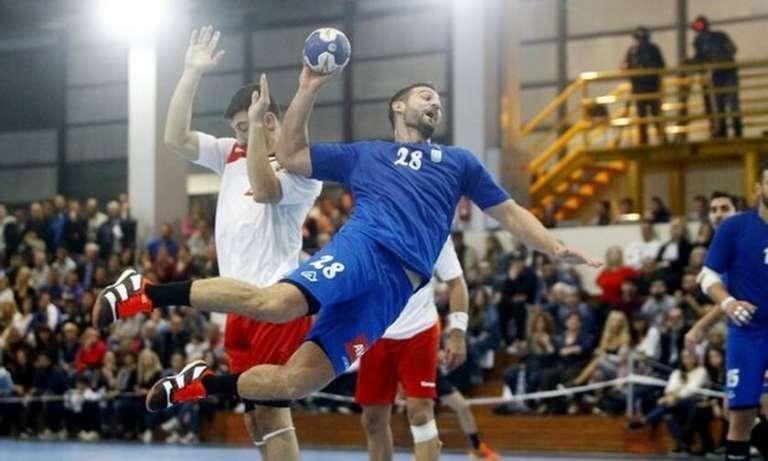 Η κλήρωση για το Παγκόσμιο 2021 για την Εθνική χάντμπολ ανδρών