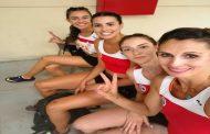 Πανθρακικό ρεκόρ και καλά πλασαρίσματα στο Πανελλήνιο Πρωτάθλημα για τον ΠΑΣ Πρωταθλητών!