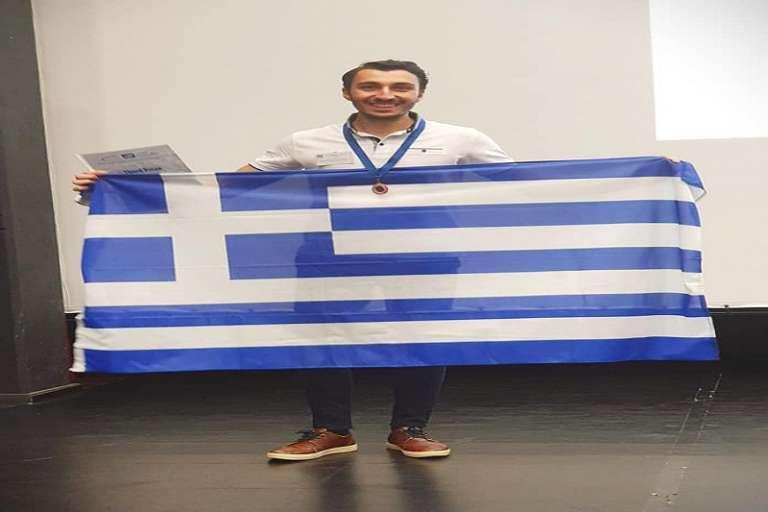 Νέα σπουδαία διάκριση για το ΔΠΘ και τον Κωνσταντίνο Εμμανουηλίδη με χάλκινο στον IMC 2019!!