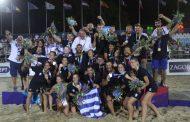 Πρωταθλήτρια Μεσογείου σε άνδρες και γυναίκες η Εθνική Ελλάδας! !