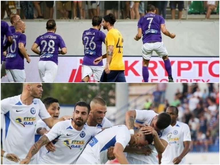 2/2 για τις Ελληνικές ομάδες! Ιστορική πρόκριση ο Άρης, δεύτερη νίκη ο Ατρόμητος!
