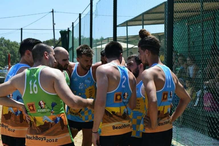 Τρία «Beach Boys» στην προεπιλογή της Εθνικής για τους Μεσογειακούς!