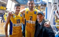 Με το Λαύριο στην Basket League και τη νέα χρονιά ο Δημήτρης Ερμείδης!