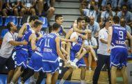 Απέναντι στην Ιταλία στους προημιτελικούς του Eurobasket U16 η Εθνική Παίδων