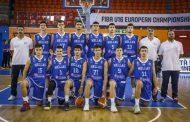 Φινάλε με την 6η θέση στο Eurobasket U16 για την Εθνική Παίδων του Γ. Ευσταθιάδη!