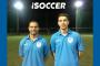 Προπονητές στο i-Soccer Academy οι Κυριακίδης και Σταθάκης!
