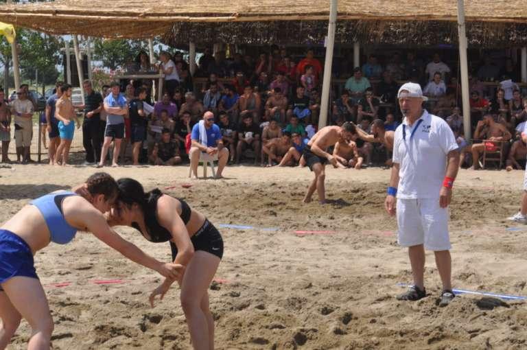 Έρχεται στο Μυρωδάτο Ξάνθης το Αναπτυξιακό πρωτάθλημα Πάλης Άμμου!