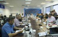 Απίστευτα πράγματα στο Δ.Σ. της Super League παρουσία Μαρινάκη παρά την απαγόρευση και αποχώρηση του έξαλλου Άρη Πιαλόγλου!