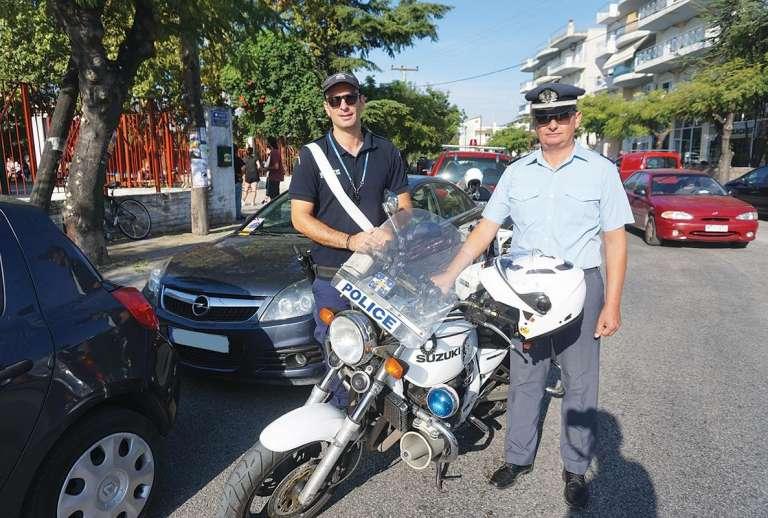 Κυκλοφοριακή αγωγή θέλει να μάθει σε παιδιά (αλλά και γονείς) η Αστυνομική Διεύθυνση Ροδόπης!