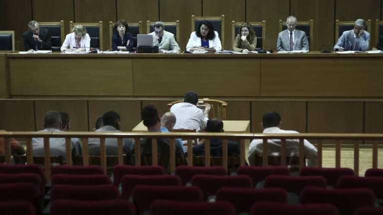 Δίκη Χρυσής Αυγής: Ένοχοι για ηθική αυτουργία Λαγός και Μίχος για το «Συνεργείο»!