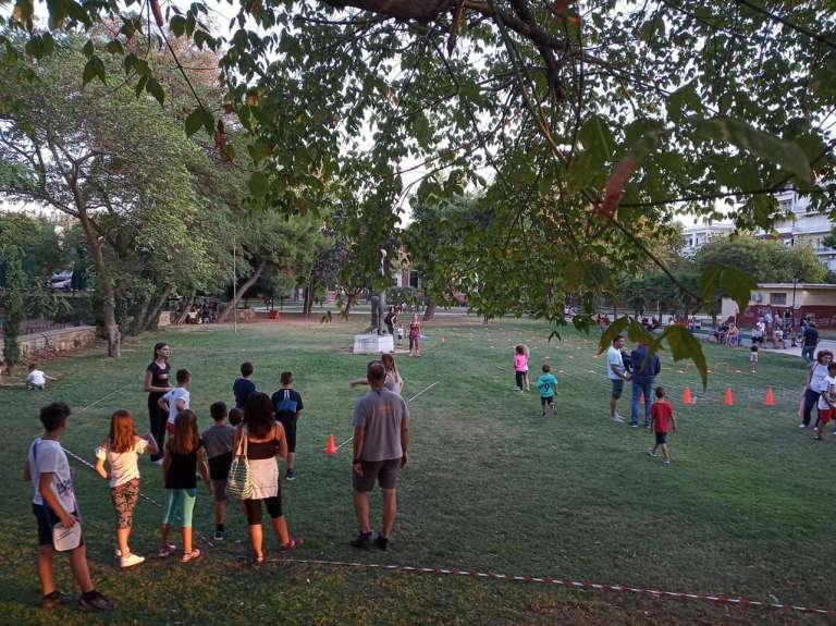 Με τη συμμετοχή 100 παιδιών διεξήχθη το Πανόραμα Στιβου του Δρομέα Θράκης