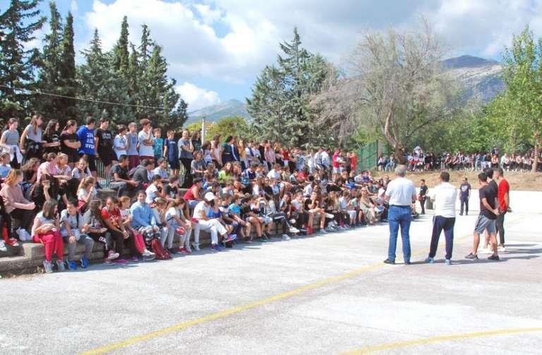 Photos: Δυναμική παρουσία της ΠΑΕ Ξάνθη στην 6η Πανελλήνια Σχολική Ημέρα Αθλητισμού
