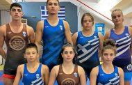 7 πανελλήνιοι πρωταθλητές θα εκπροσωπήσουν την Κομοτηνή στο Βαλκανικό Πρωτάθλημα πάλης!