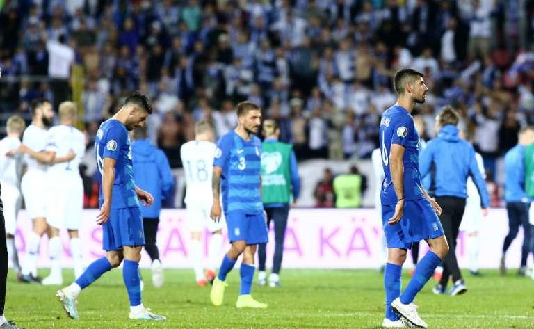 Ήττα-μαχαιριά για την βελτιωμένη Εθνική στην Φινλανδία που βλέπει το Euro να απομακρύνεται!