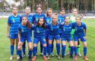 Νίκη επί της Αλβανίας και πρόκριση στα τελικά του Ευρωπαϊκού για την Εθνική Κορασίδων των Μαυρομάτη και Σαββίδου!