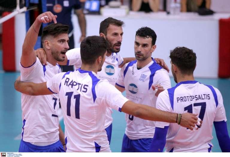 Νίκη στο δεύτερο φιλικό της Ελλάδας με την Σλοβακία!