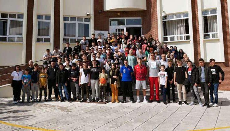 Με έντονη δράση μετείχε στην Πανελλήνια Ημέρα Σχολικού Αθλητισμού ο ΓΑΣ Κομοτηνή(+pics)