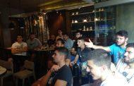 Τον τελικό του Μουντομπάσκετ παρακολούθησαν οι παίκτες του ΓΑΣ Κομοτηνή!