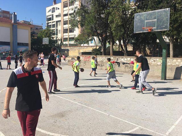Δυναμική παρουσία σε 4 σχολεία απο τον Λεύκιππο Ξάνθης για την Πανελλήνια Ημέρα Σχολικού Αθλητισμού!(+pics)