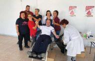 «Υπερήφανος» αιμοδότης ο Ντίνος Χαριτόπουλος!