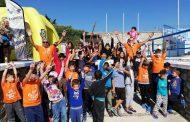 Με τη συμμετοχή 100 παιδιών και παρουσία της ΑΡΣΙΣ η εκδήλωση «Έλα να τρέξουμε μαζί» του Δρομέα Θράκης