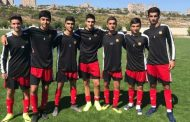 Με εξαιρετική εμφάνιση και γκολ επιστρέφει απο τον αγώνα Κ16 της Εθνικής Αρμενίας ο Άρμαν Μαρκοσιάν